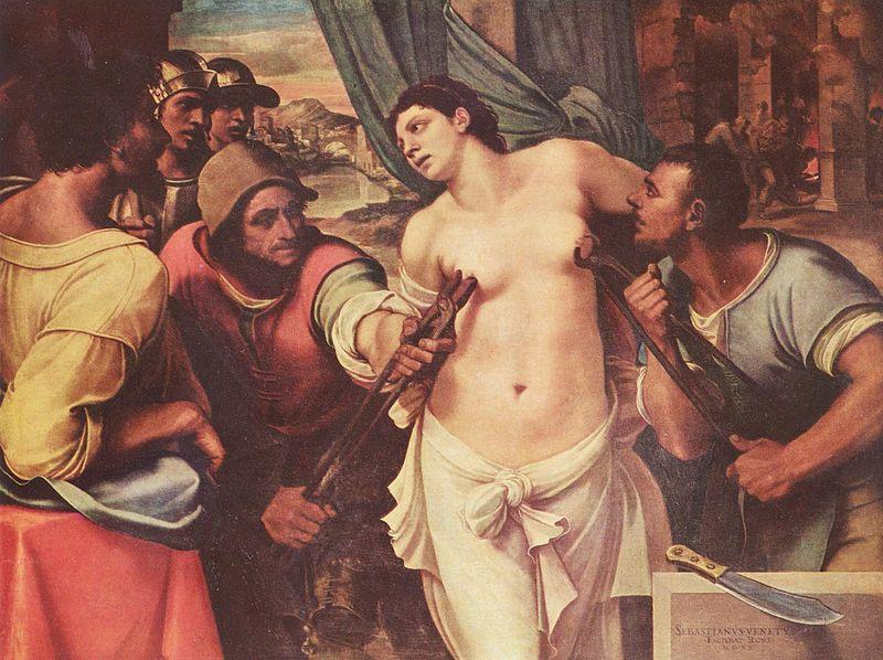 martyre de sainte agathe
