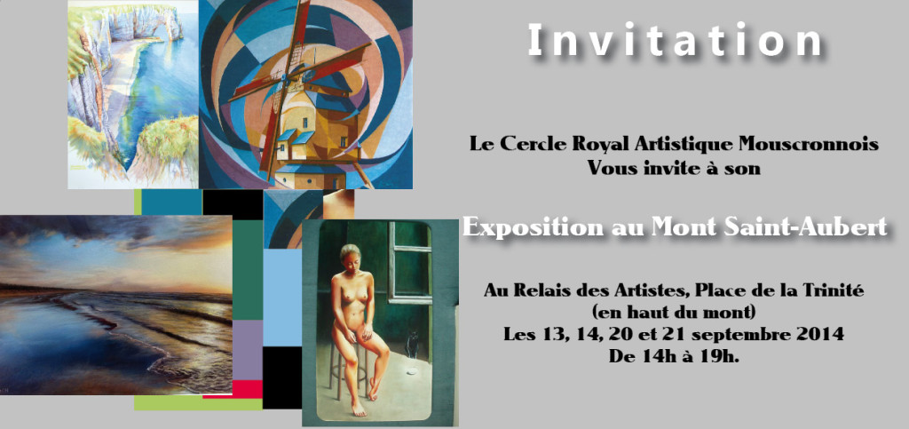 invitation  CRAM 13-21 septembre 2014